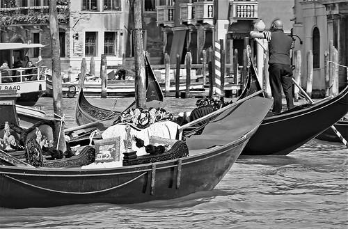Impossible de ne pas dire: çà c'est Venise.