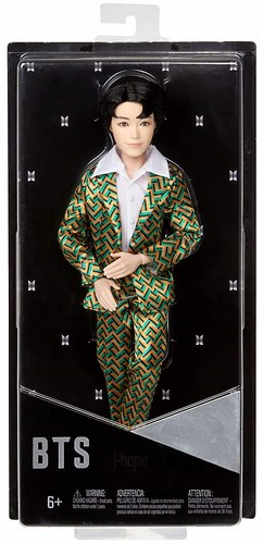BTS Mattel dolls J-Hope