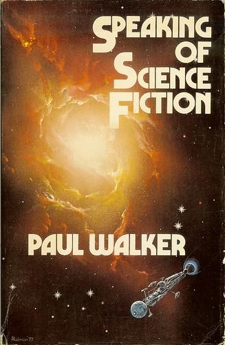 Speaking of Science Fiction - Paul Walker cover artist Dexter Dickinson