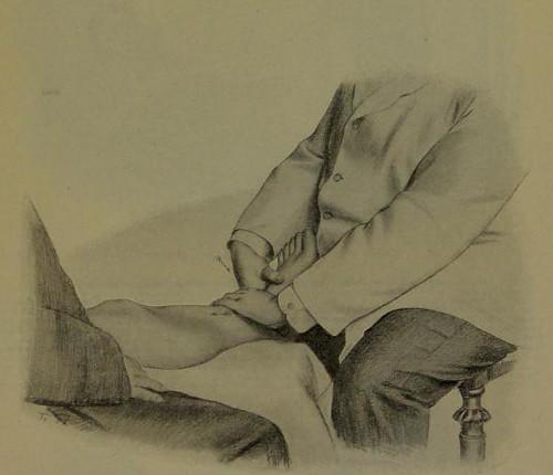 This image is taken from Page 103 of Zabludowski's Technik der Massage