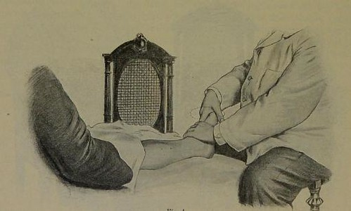 This image is taken from Page 102 of Zabludowski's Technik der Massage
