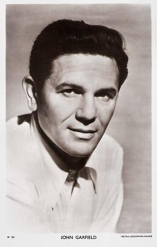 John Garfield