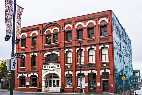 The Guild, Wharf St, Victoria, BC.