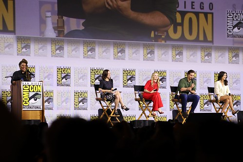 The Witcher panel SDCC 2019