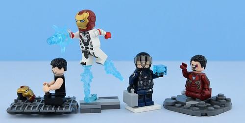 Marvel minifigs #21 : Iron Man in Endgame