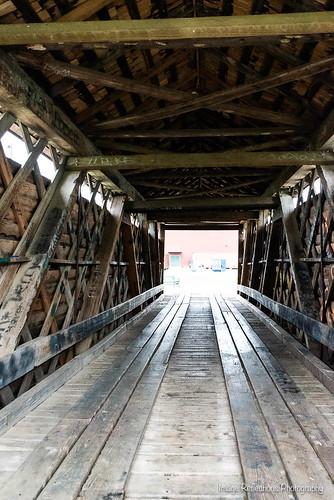 Coldwater Covered Bridge - Oxford, AL