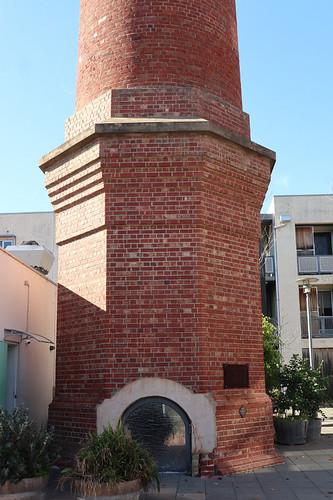 Adelaide Destructor Chimney