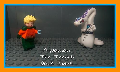 DCU Aquaman #17 Dark Tides 5/6