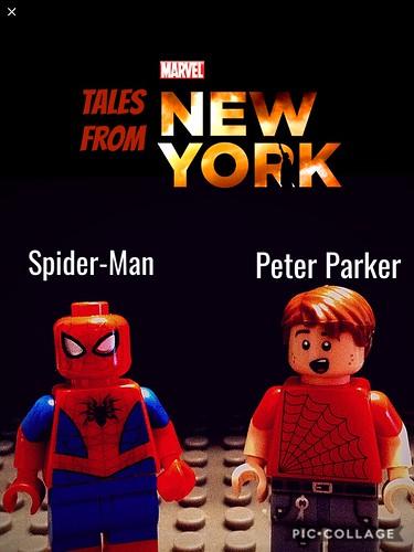 Marvel Bios #1: Peter Parker