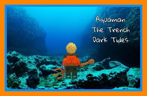 DCU Aquaman #18 Dark Tides 6/6