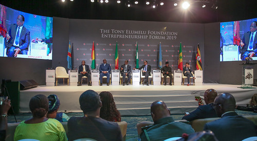 Forum Fondation Tony Elumelu