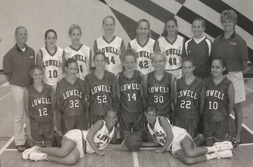 2002-2003 Freshman Girls Basketball