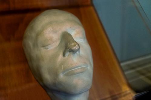John Keats' Death Mask (Piazza di Spagna, 26 00186 Rome, Italy)