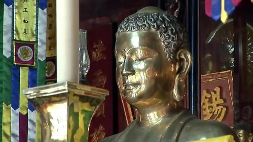 Vietnam - Hue - Tu Hieu Pagode - Buddha Statue - 37
