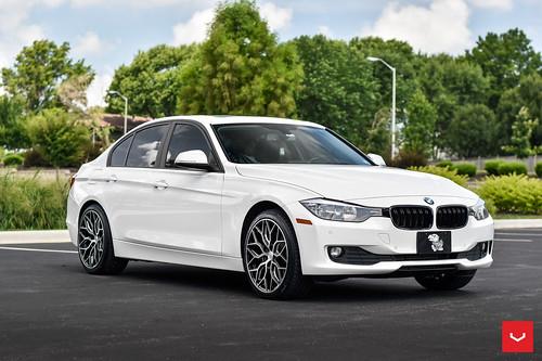 BMW 320i - Hybrid Forged Series - HF-2 - © Vossen Wheels 2019 - 1005