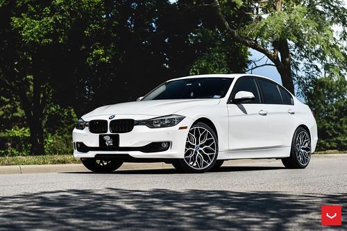 BMW 320i - Hybrid Forged Series - HF-2 - © Vossen Wheels 2019 - 405