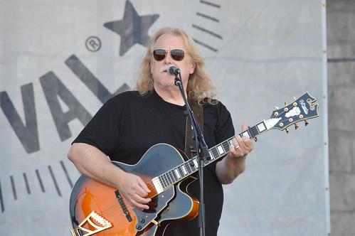 Newport Folk Festival 2019-Friday-Warren Haynes
