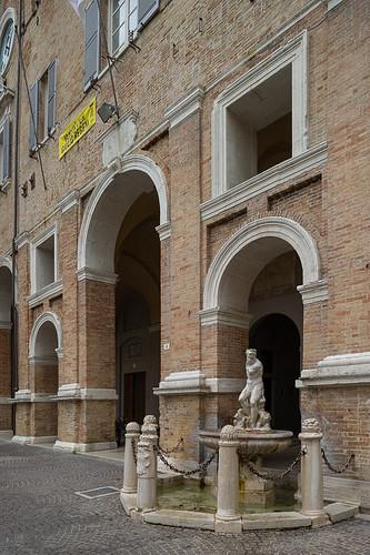 Palazzo comunale, Senigallia (AN)
