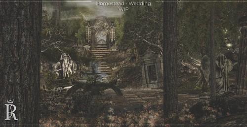 ♛ Client Aurora & Kyler . Homestead Wedding WIP