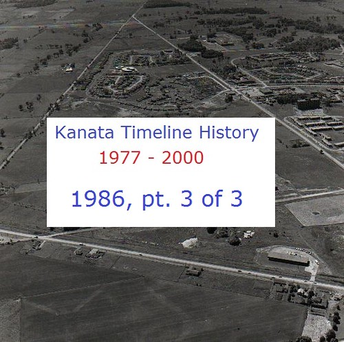 Kanata Timeline History 1986 (page 3 of 3)