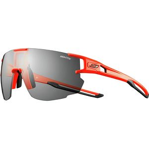 Aerospeed Reactiv Sunglasses Neon Orange-Black