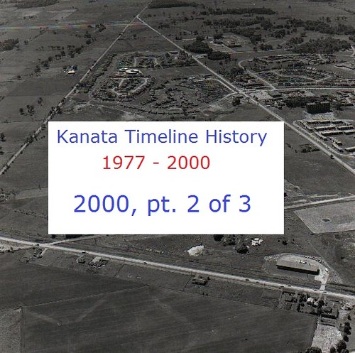 Kanata Timeline History 2000 (part 2 of 3)