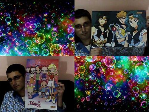 Bishoujo Senshi Sailor Moon S and Motto! Ojamajo Doremi - Yukiko Poster