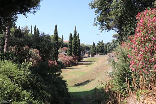 Pompei - Nekropolis
