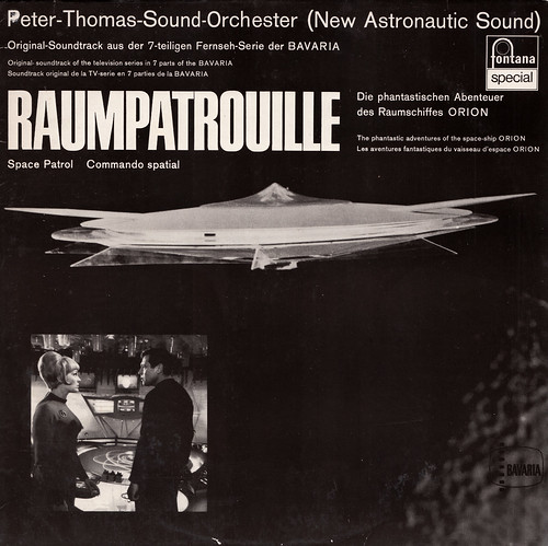 Peter Thomas Sound Orchester - Raumpatrouille o.s.t.