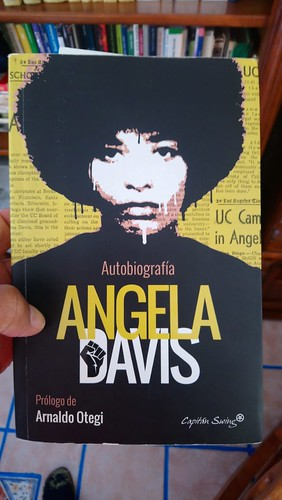 Autobiografía. Angela Davis.