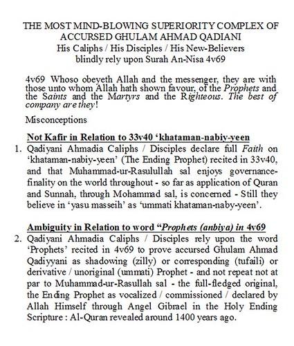 Amendment in 'khatam-e-Nabuwat' Law.1