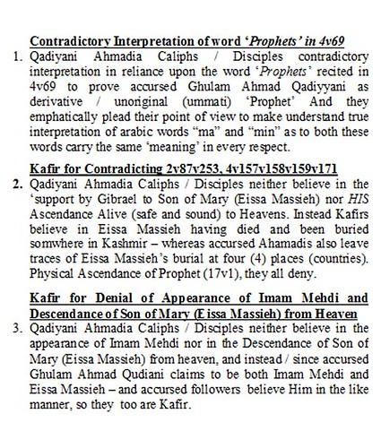 Amendment in 'khatam-e-Nabuwat' Law.2