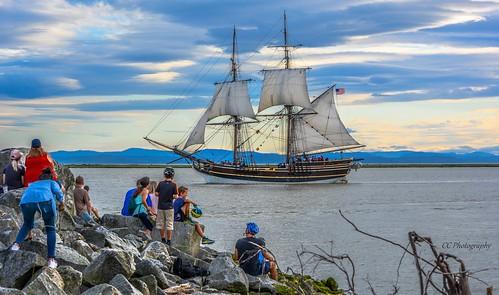 Pirates of the Fraser River - Lady Washington Tall Ship