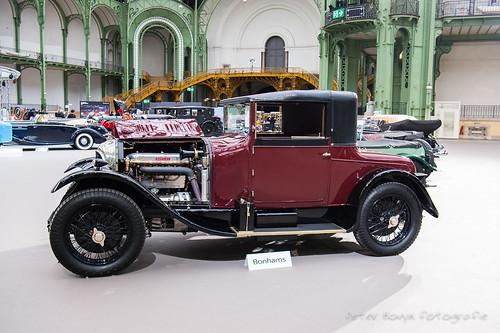 Bentley 3-Litre Speed Weyman Drophead Coupé - 1926