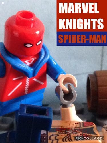 Marvel Knights: Spider-Man, Issue Zero
