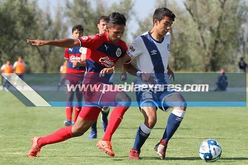 IMGL0753 [TA 2019-2020 / J03 LIGA] Categoría SUB 17 | Club Puebla vs Chivas | Complejo Deportivo Los Olivos | Liga BBVA MX | Fotografías Mara González / Axel Petlacalco / Manuel Vela / www.pueblaexpres.com
