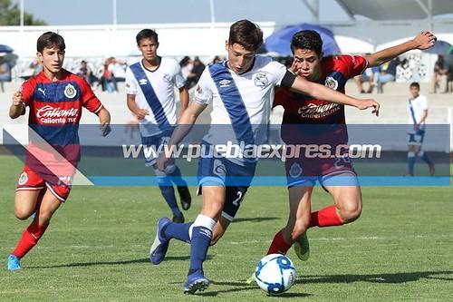 IMGL0475 [TA 2019-2020 / J03 LIGA] Categoría SUB 17 | Club Puebla vs Chivas | Complejo Deportivo Los Olivos | Liga BBVA MX | Fotografías Mara González / Axel Petlacalco / Manuel Vela / www.pueblaexpres.com