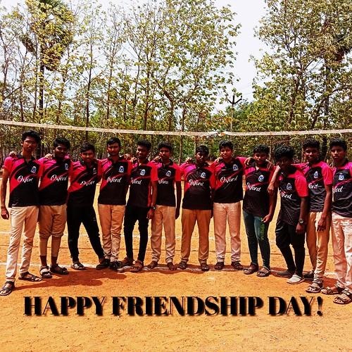 FRIENDSHIP DAY! (04.08.2019)