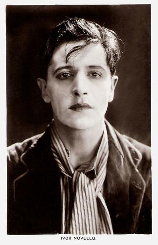 Ivor Novello in The Rat (1925)