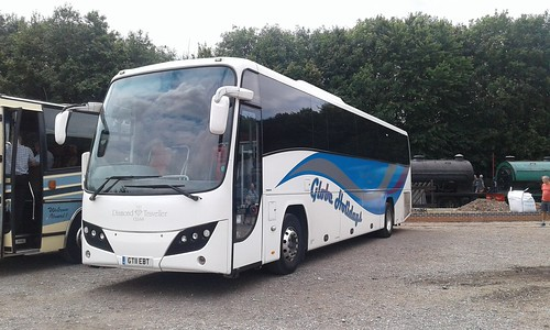 GT11 EBT - Globe Holidays - Volvo B9R / Plaxton Panther 2, C44Ft. New 2011, to Brown, Thorp Arch