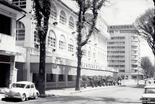 Saigon, Vietnam, Continental Palace, Hotel Continental, Ho Chi Minh City