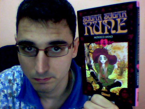 Sugar Sugar Rune - Spanish Manga (Volume nº4) / Manga Español