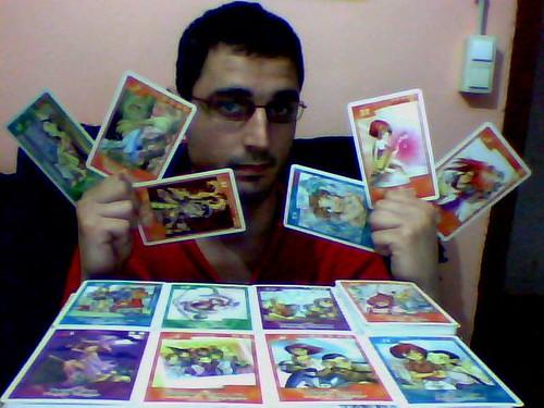 W.I.T.C.H. - Oracle Game Cards / Cartas del Juego del Oráculo