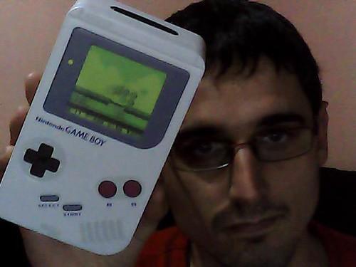 Super Mario - Nintendo Game Boy Moneybox / Hucha Game Boy Nintendo