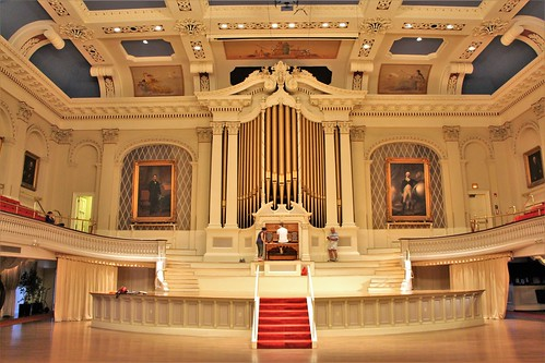 "Mechanics Hall – ""The Worcester Organ"""