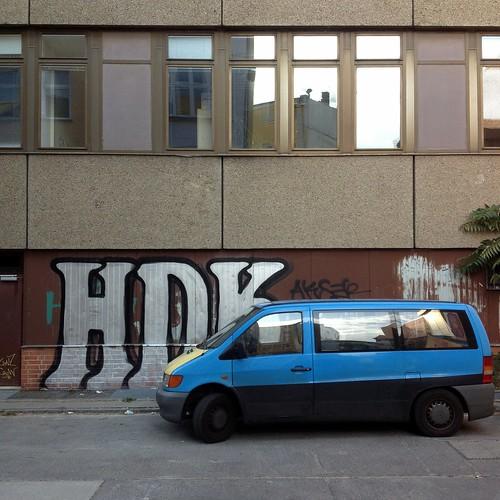Haus der Künste / Eitelstraße / Lichtenberg