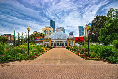 Red Embers @ Allan Gardens, Toronto