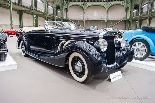Delage D8 120 Three Position Drophead Coupé - 1937