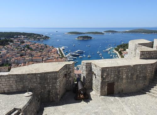 Hvar, Croatia and it's fortress