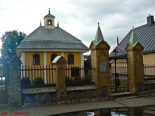 Trakai - Karaim temple, Kienesa